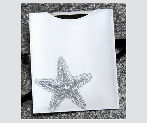 Ipad-Sleeve-with-Starfish