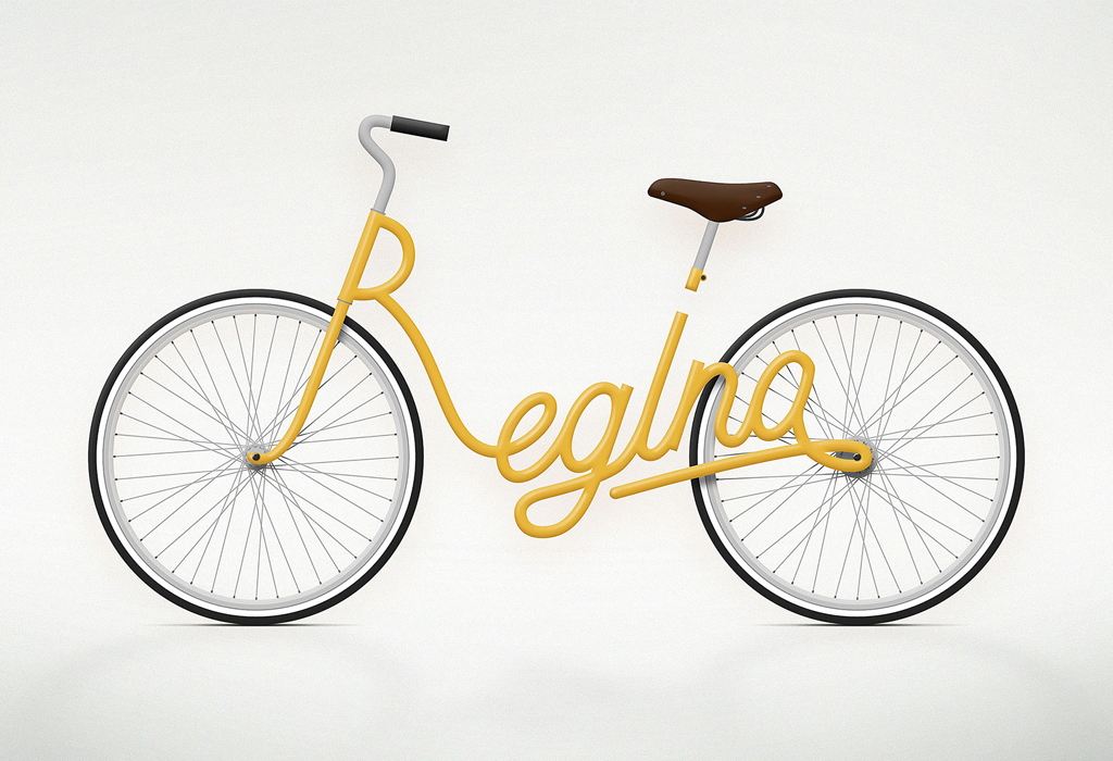 Write-a-Bike-Typography