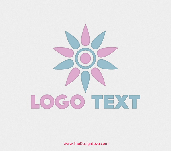 Freebie vector logo for child related NGO