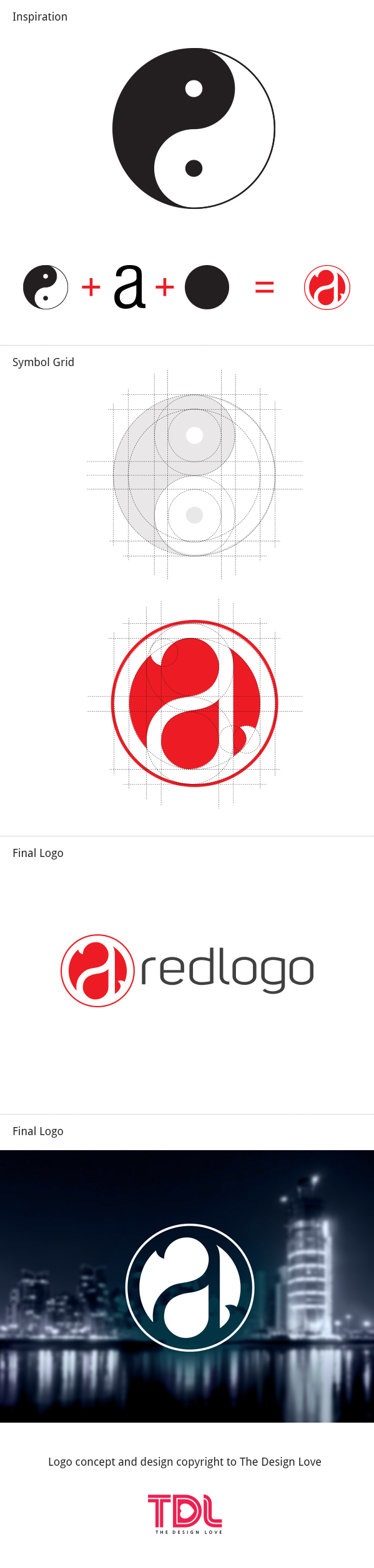 red a logo