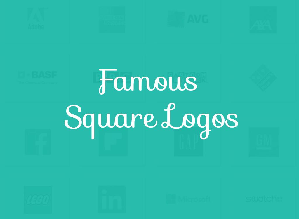 Famous-Square-Logos