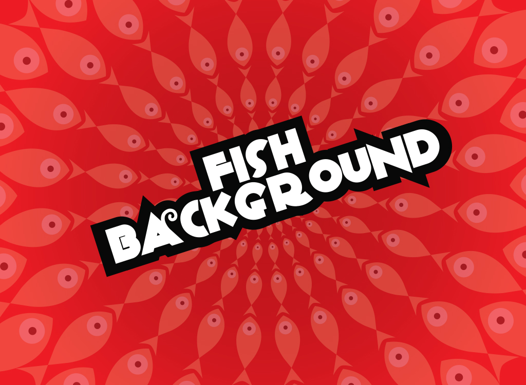 Free-Fish-Pattern-Vector-Background