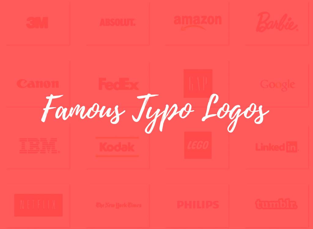 Famous-Typo-Logos