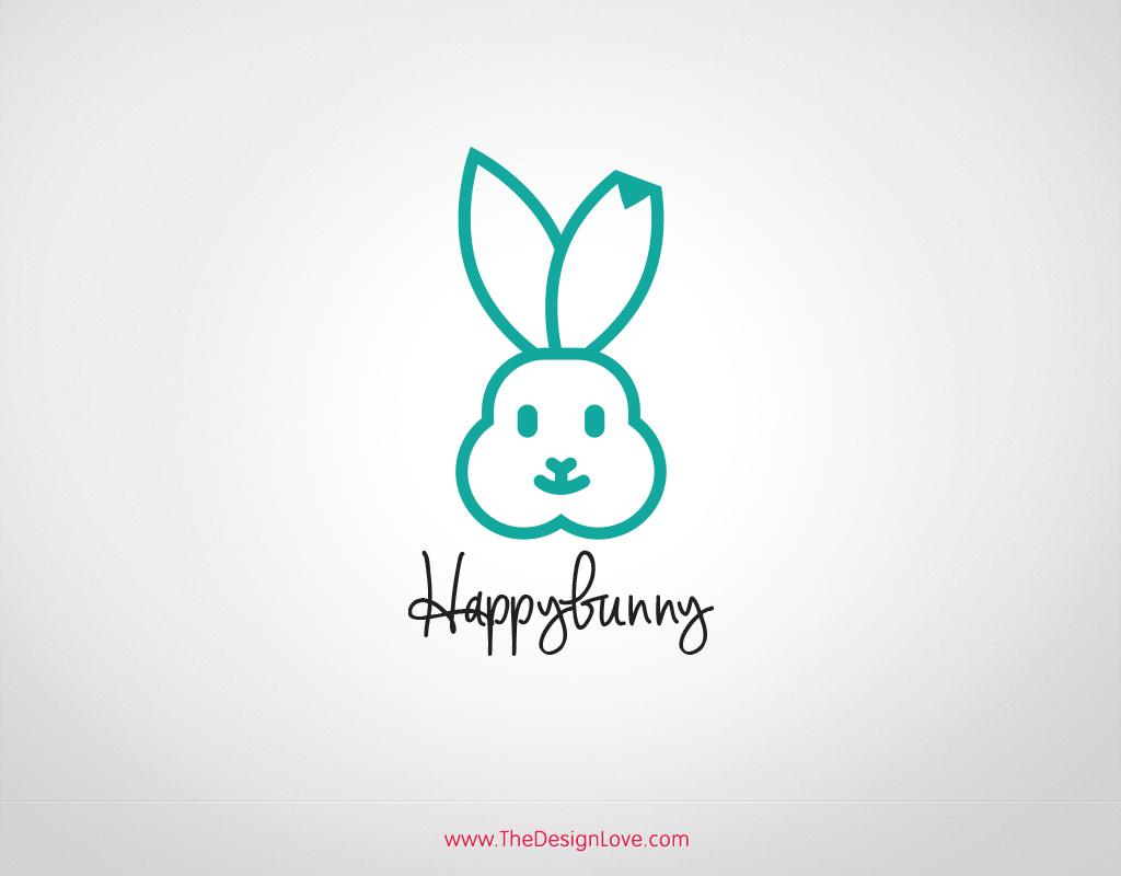 Free-vector-bunny-logo