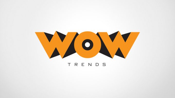Free Vector Wow Logo