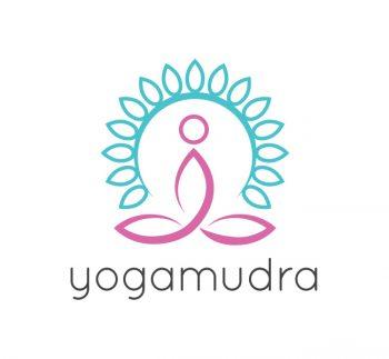 Yoga Mudra Logo & Bcard Template