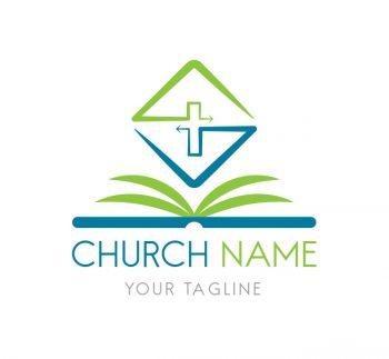 Bible Logo & Business Card Template