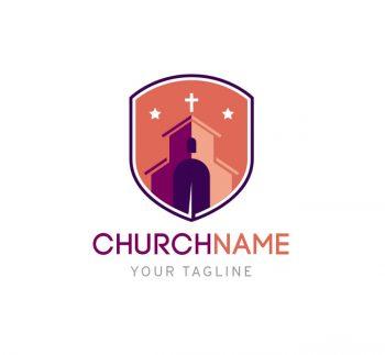 Church Of God Logo, Bcard Card Template