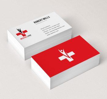 050-Medical-Logo-&-Business-Card-Template