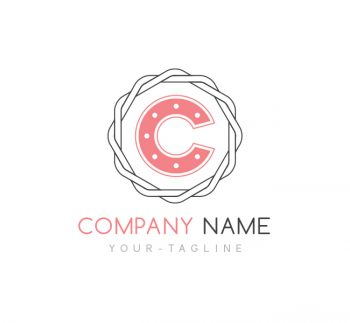 Letter C Logo & Business Card Template