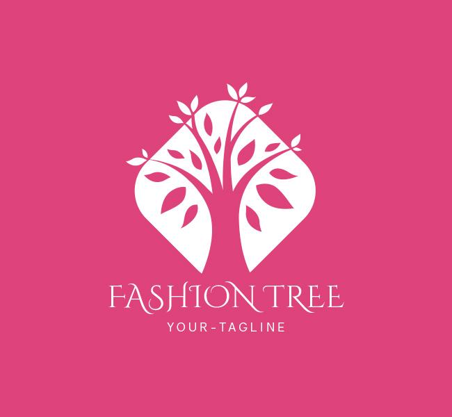075-Fashion-Tree-Logo-Template_W