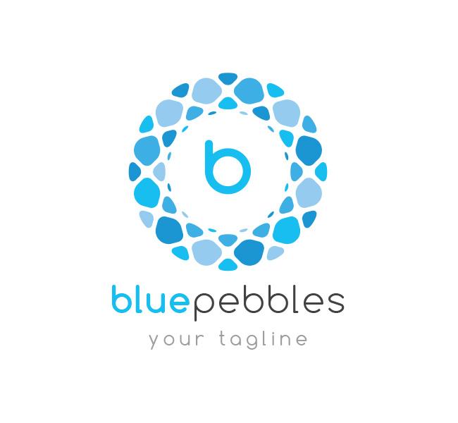 Blue-Pebbles-Logo