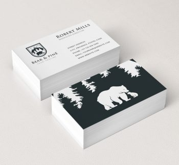 Bear-Business-Card-Mockup