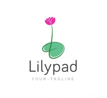Lilypad Logo & Business Card Template