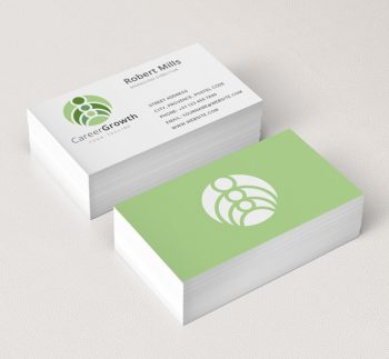 Career-Growth-Business-Card-Mockup