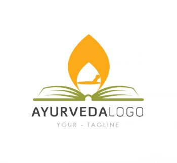 Ayurveda Logo & Business Card Template