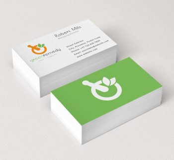 Green-Remedy-Business-Card-Mockup