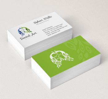 Dental-Art-Business-Card-Mockup