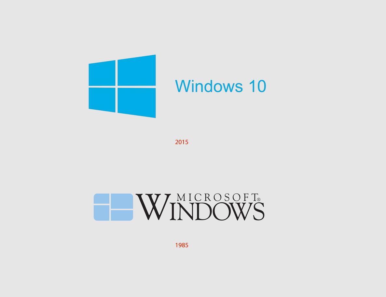 The-Microsoft-Windows-Logo-Evolution