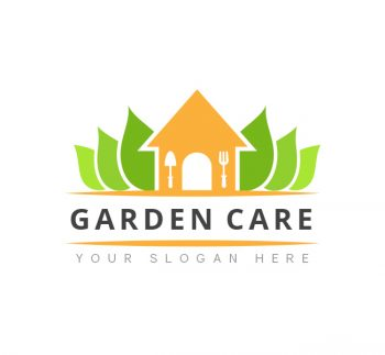 Garden Care Logo & Business Card Template