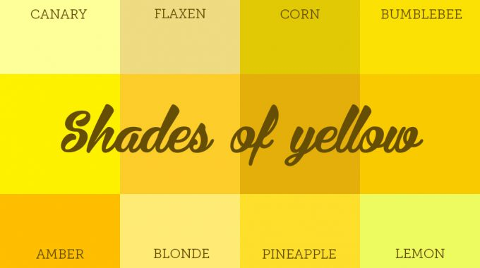 Understanding-the-Different-Shades-of-Yellow