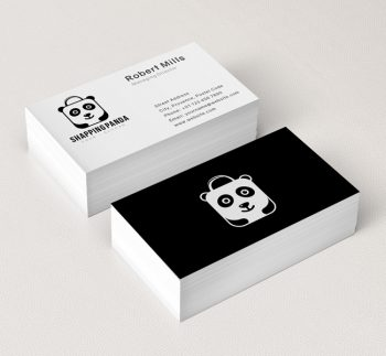 Shopping-Panda-Business-Card-Mockup