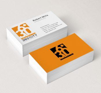 360-City-Business-Card-Mockup