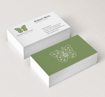 Butterfly-Homes-Real-Estate-Card-Mockup