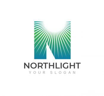 North Light Logo & Business Card