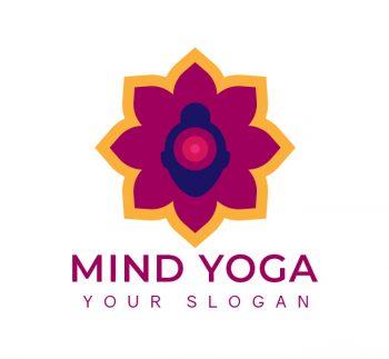 Mind Yoga Logo & Business Card
