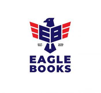 Eagle Books Logo & Business Card