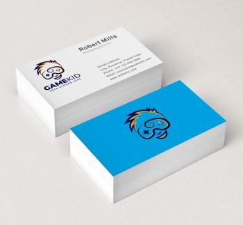 Kid-Game-Business-Card-Mockup