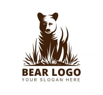 Bear Logo & Business Card