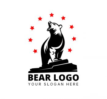 Grizzly Bear Logo & Business Card
