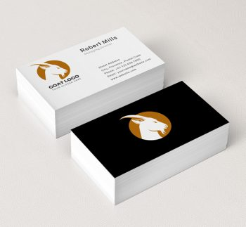 519-Goat-Business-Card-Mockup