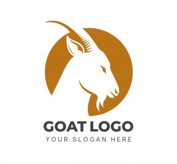 Goat Logo & Business Card