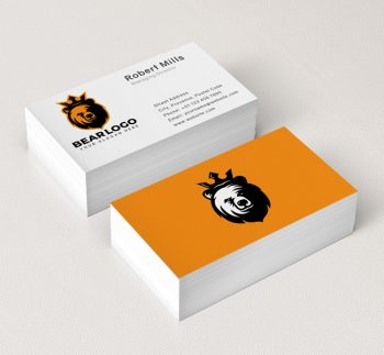 525-King-Bear-Business-Card-Mockup