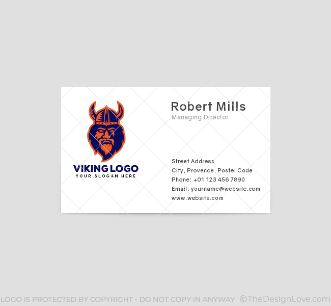 526-Viking-Business-Card-Front