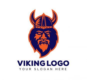 Viking Logo & Business Card Template