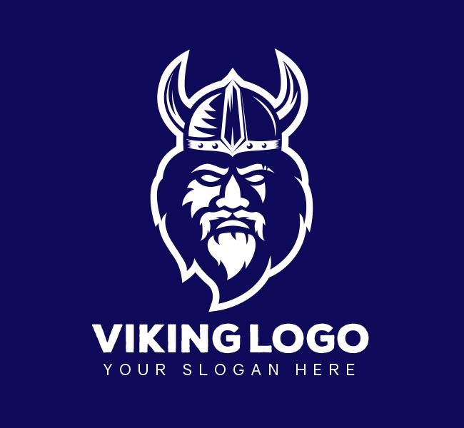 526-Viking-Pre-Designed-Logo