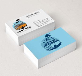 533-Van-Travel-Business-Card-Mockup
