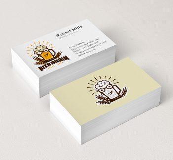 536-Brain-Beer-Business-Card-Mockup