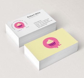 542-Elegant-Cupcake-Business-Card-Mockup