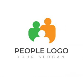 People Logo & Business Card
