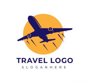 Travel Logo & Business Card Template