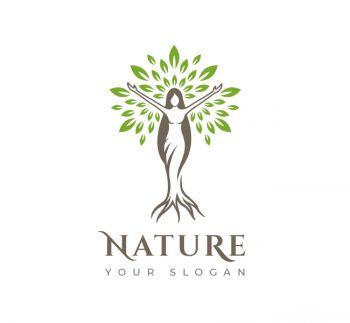 Nature Logo & Business Card Template