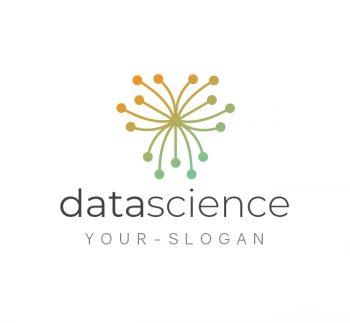 Creative Data Science Logo & Business Card