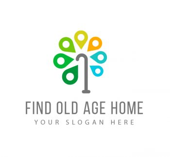 Find Old Age Home Logo & Business Card