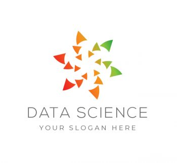 Arrows Data Science Logo & Business Card