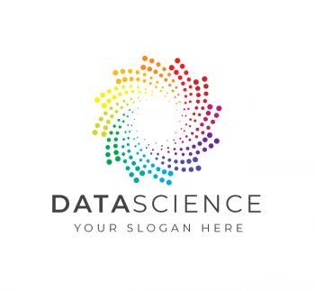 Swirl Data Science Logo & Business Card